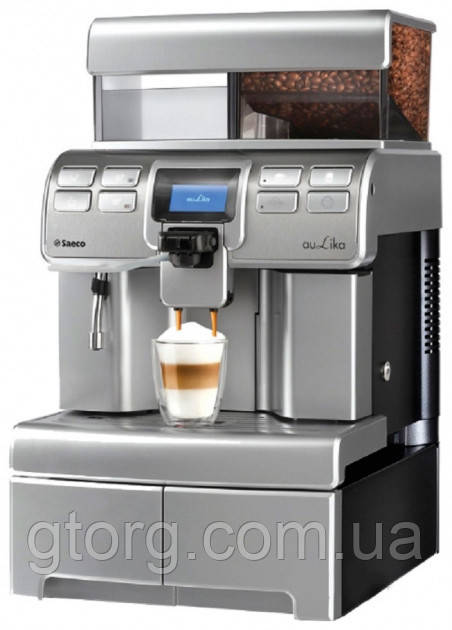 АВТОМАТИЧЕСКАЯ КОФЕМАШИНА SAECO AULIKA TOP HIGH SPEED CAPPUCCINO