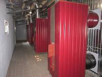 Сушильная камера для древесины JUVENAL (комплект оборудования для сушки)