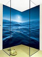 Фотопанно в душову із скла
