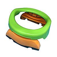 Дорожный горшок Potette Plus Green