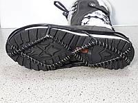 Ледоходы-ледоступы для обуви Стальная пружина 35-46размер, фото 1