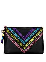 591c67251699b Клатчи Victorias Secret Оригинал Виктория Сикрет кошелек сумочка косметичка  черный