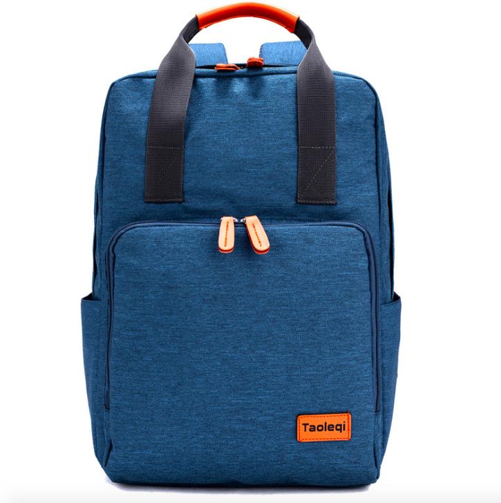 Рюкзак городской молодежный Taolegi синий