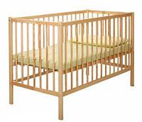 Детская кроватка АГУ Радик 1 (сосна)