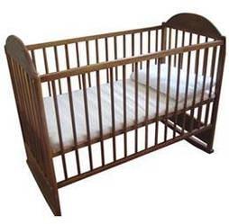 Распродажа! Детская кроватка АГУ Симба (орех)