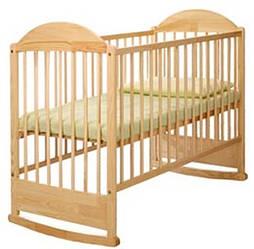 Распродажа! Детская кроватка АГУ Симба (сосна)