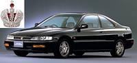 Лобовое стекло на HONDA (Хонда) ACCORD 4 / 5 (EUR) CC / CE (1993 - 1998)