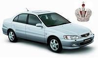 Автостекло, лобовое стекло на HONDA (Хонда) ACCORD 6 (EUR) Sedan / HatchBack (1999 - 2002)