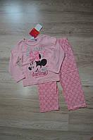 Детская пижама на девочку фирмы Disney