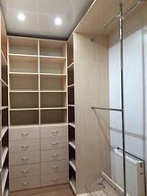 Гардеробная комната - фото 3