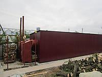 Сушильная камера для дров JUVENAL (комплект оборудования для сушки)