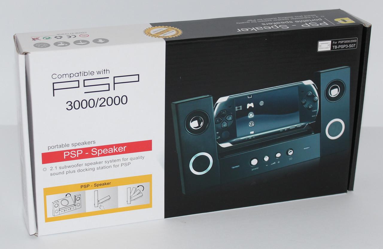 Колонки для PSP 3000/2000