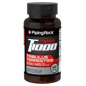Тестостероновый бустер Piping Rock Ultra Tribulus Max 1000 mg (100 капсул.)