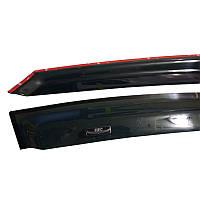Дефлекторы окон Hic Mazda 3 с 2003-2009 SD (ветровики)