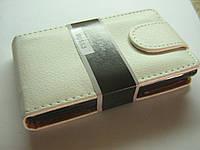 Чехол-книжка Optimus L3 II Dual E435 White