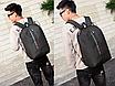Рюкзак городской молодежный Sport Digital серый, фото 4