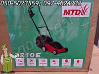 Новая Электрическая газонокосилка MTD 3210E 1000 Вт купить в Луцке, фото 1