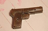 Мыло пистолет