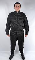 Черный костюм для охранников