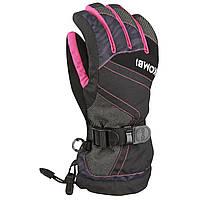 Перчатки Kombi Original ladies размер M, black/magenta