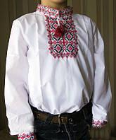 Белая вышитая сорочка