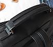 Рюкзак женский кожзам городской Practical черный, фото 4