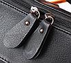 Рюкзак женский кожзам городской Practical черный, фото 6