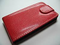 Чехол-книжка LG Optimus L5 E610 E612 E615 Red