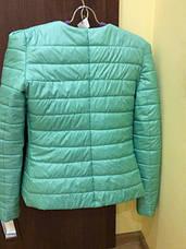 Короткая куртка Черепки с декоративной застежкой, фото 3