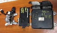 Блок управления двигателем комплект Mitsubishi Colt (Z3) 1.1 12V 49220392 / A1341501079 / 1860A441 / E6T42483