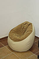 Бескаркасное кресло - Груша Комбо