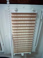 Жалюзи плиссе из тканей Шайн производство под заказ покупателя