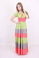 Ультра модный сарафан радуга из батиста