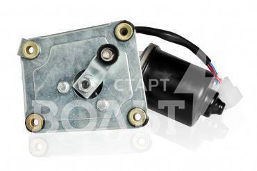 Моторедуктор стеклоочистителя Матиз (VWF 0550) СтартВольт, фото 2