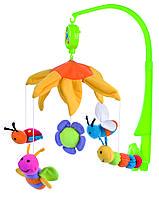 Плюшевый мобиль на кроватку Пчелки ТМ Canpol Babies