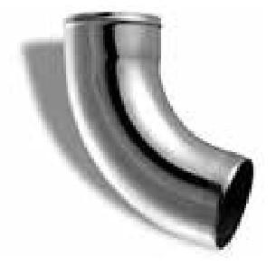 Коліно зливний водостічної труби Zambelli (Замбели) сталь 100