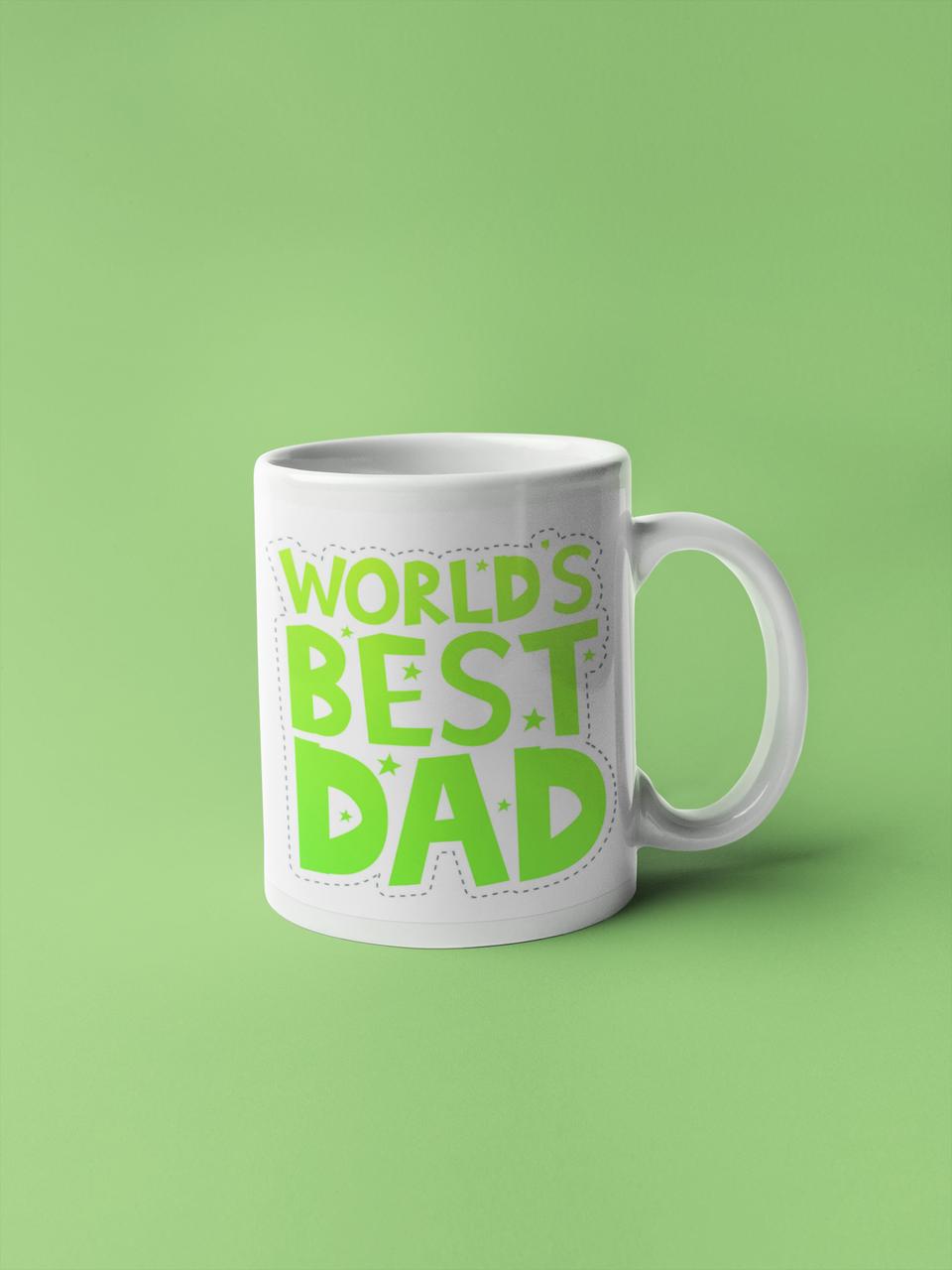 Чашка «World's best Dad»
