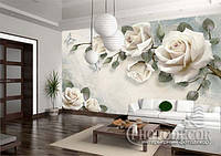"Фотообои ""3D розы 6"", фото 1"