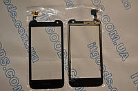 Оригинальный тачскрин / сенсор (сенсорное стекло) для HTC Desire 310 | D310w Dual SIM (черный,127*63mm) +СКОТЧ
