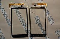 Оригинальный тачскрин / сенсор (сенсорное стекло) для HTC One X S720e (черный цвет)