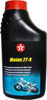 Масло Texaco Motex 2T SX, 1 литр