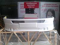 Передний бампер 4 фары (под покраску) Volkswagen LT АКЦИЯ!!!