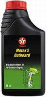 Texaco Motex S Outboard, 1 литр
