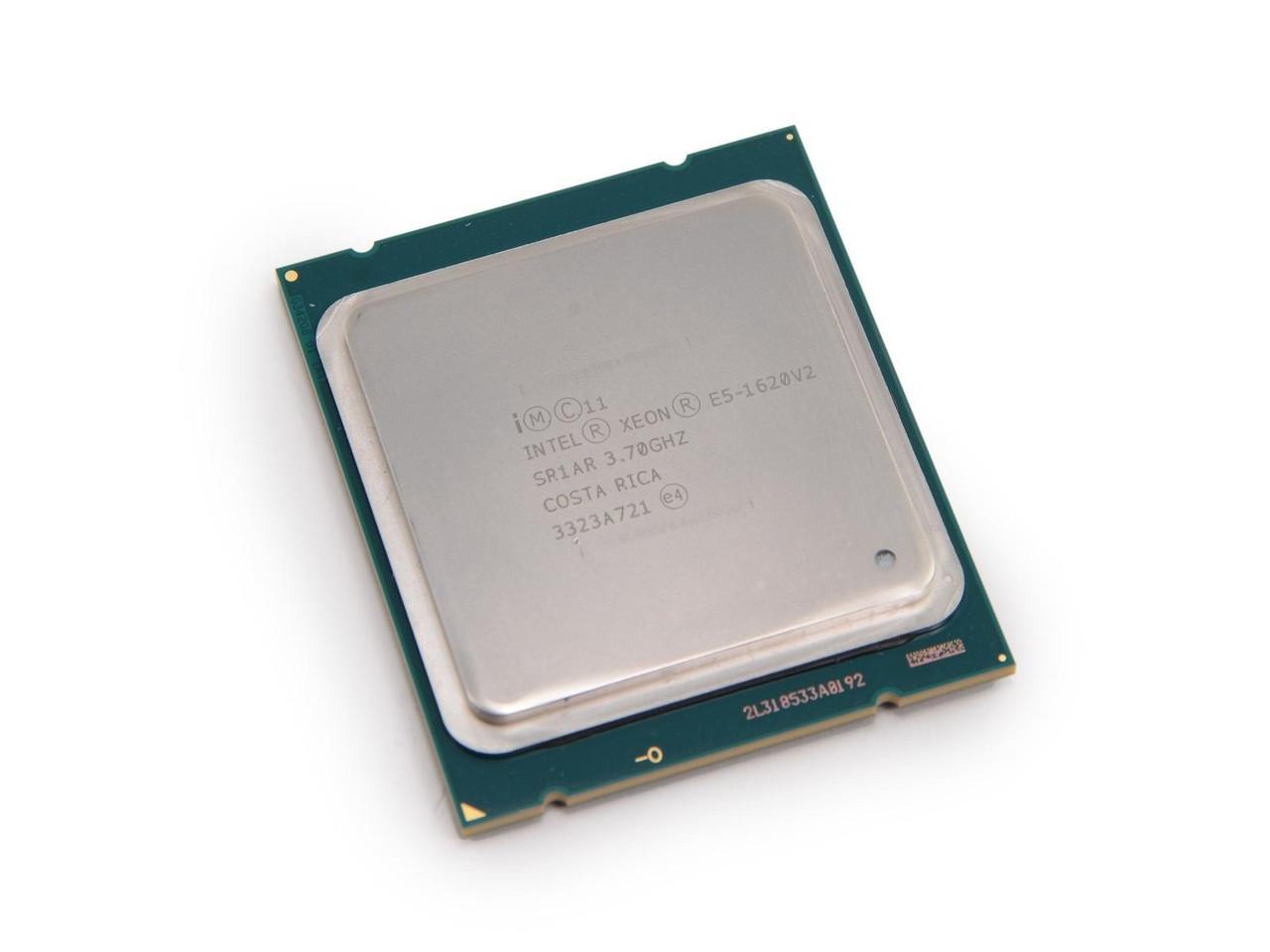 """Процессор Intel Xeon E5-1620 v2 (CM8063501292405)Tray 3.7GHz s2011 DDR3 """"Over-Stock"""" Б/У"""