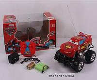 """Машина-джип акумуляторний Cars """"Тачки"""" р/у DY6605 (24шт/2) пульт на батар., в кор. 32*17*17 см"""