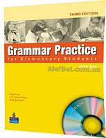 Английский язык / Grammar Practice / Coursebook+CD+Key. Учебник, Elementary / Pearson