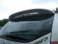 Спойлер крышки багажника  Рено Дастер ( Renault  Duster)