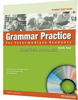 Английский язык / Grammar Practice / Coursebook+CD+Key. Учебник, Intermediate / Pearson