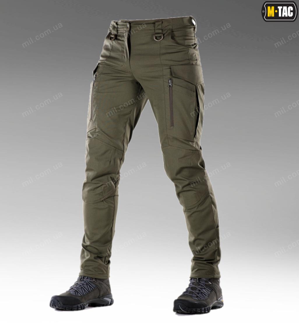 Тактические брюки / штаны CONQUISTADOR FLEX (olive)