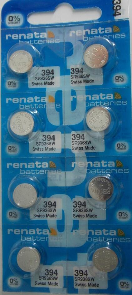Купить батарейки для наручных часов 371